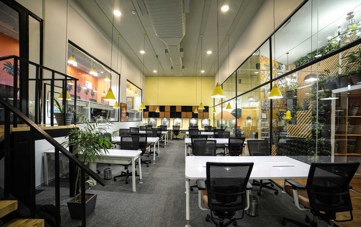 Innov8 Coworking Connaught Place 2 New Delhi