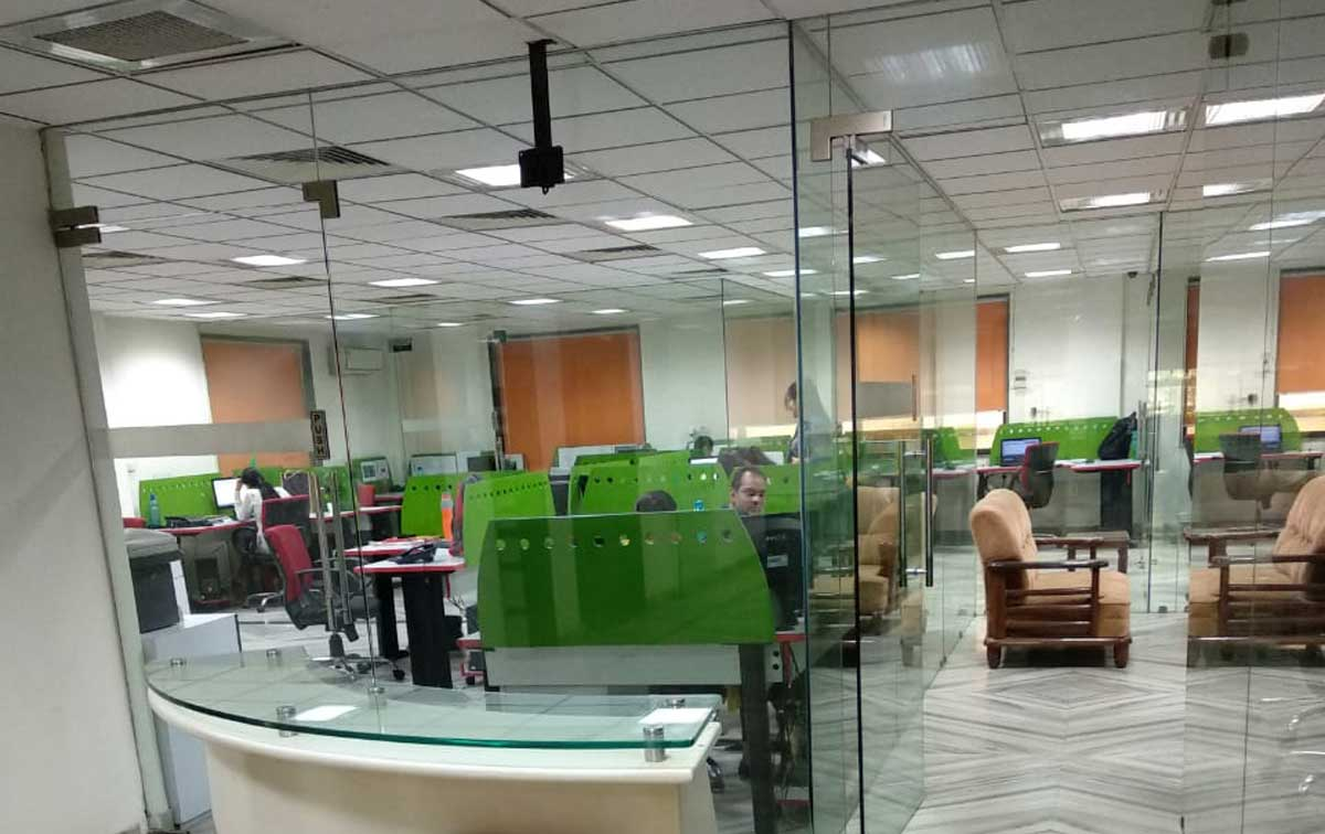 Oqtagon Coworking Space in Noida