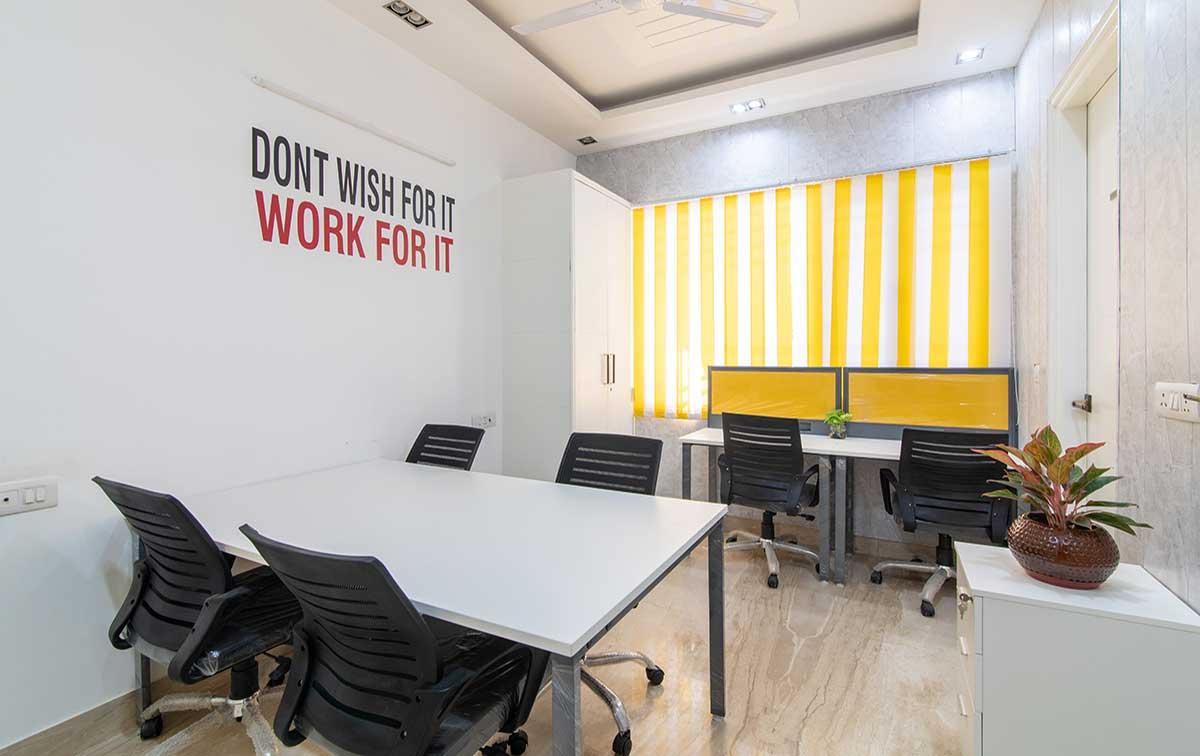Oahfeo Workspaces Sector-46