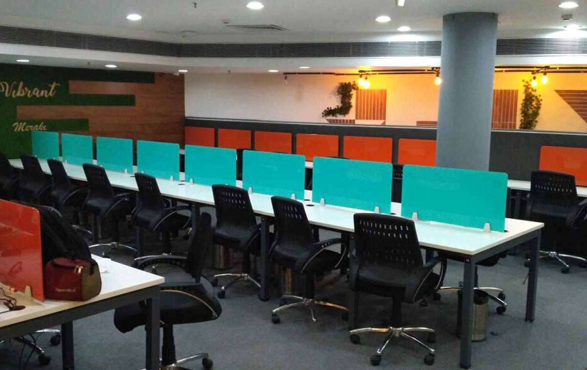 ACI Co-work Space Sector-43 Gurgaon