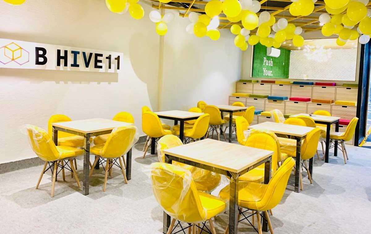 B Hive 11 Coworking Space