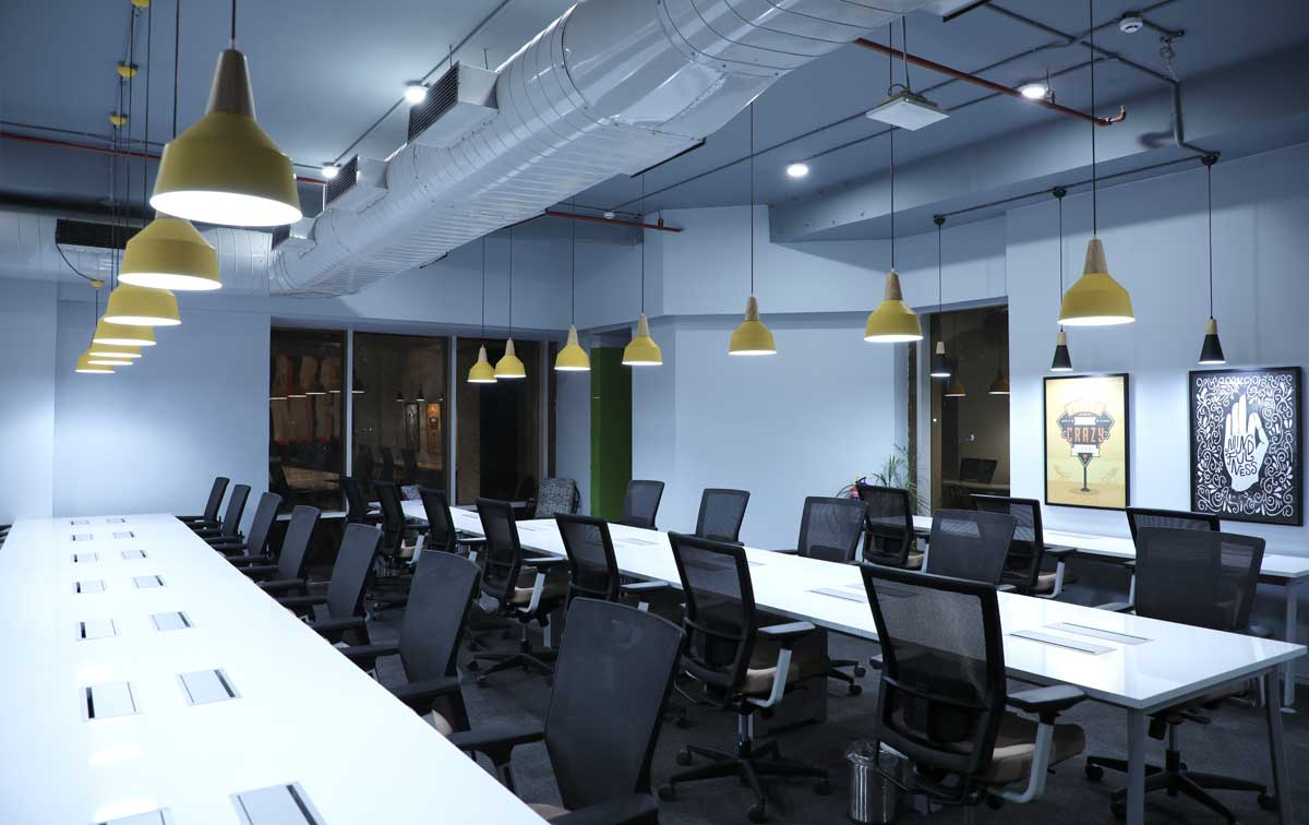 Innov8 Coworking Golf Course Road