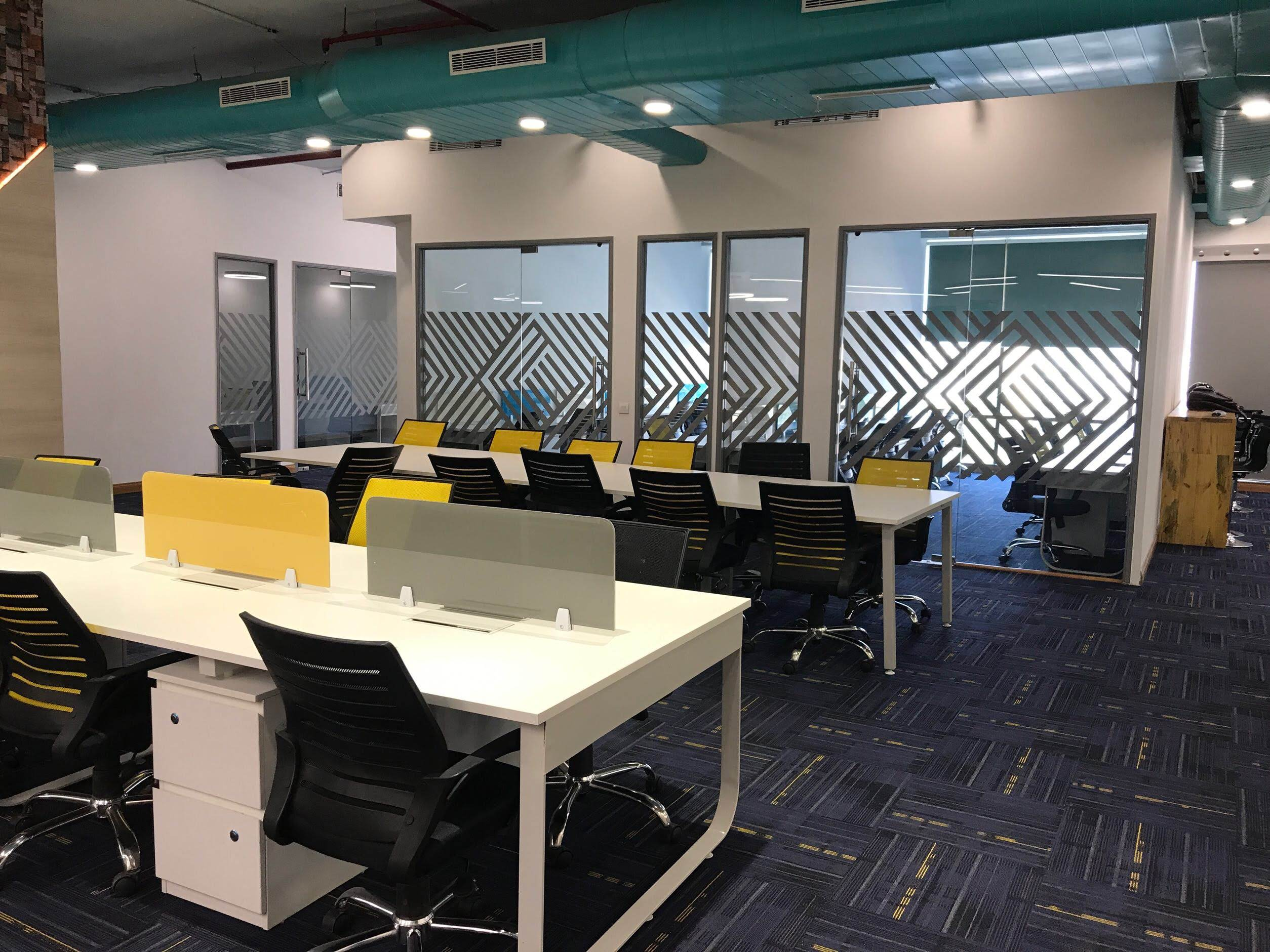 GoHive Global Foyer Gurgaon