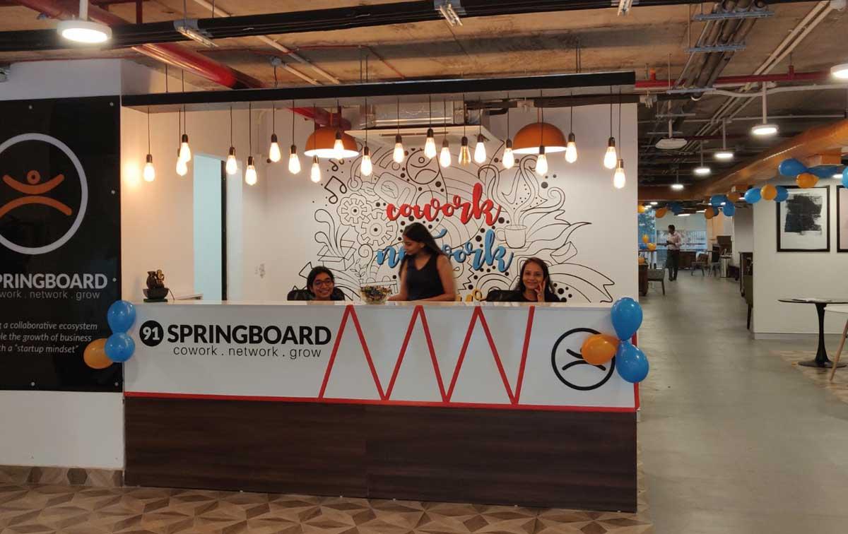 91 Springboard Noida