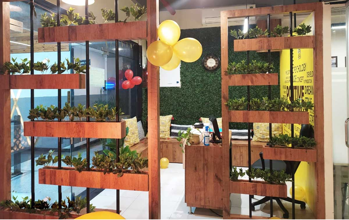 The Poshmind Spaces Coworking