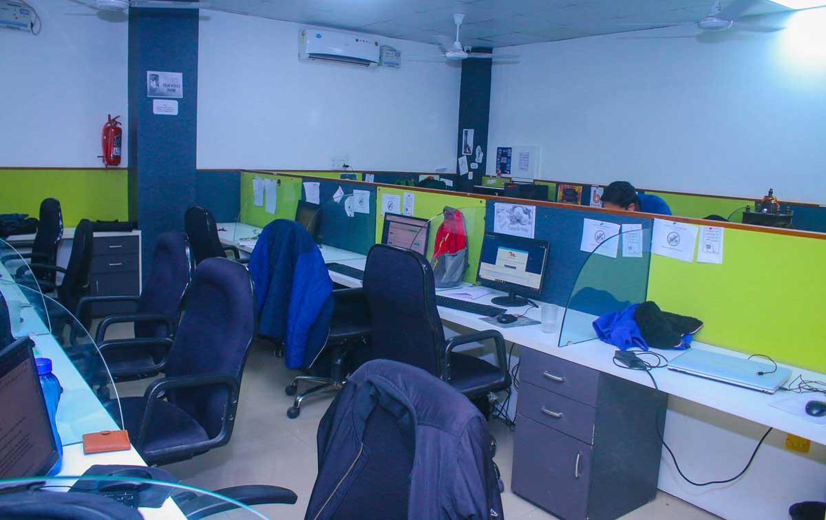 Begin Coworking Mohali