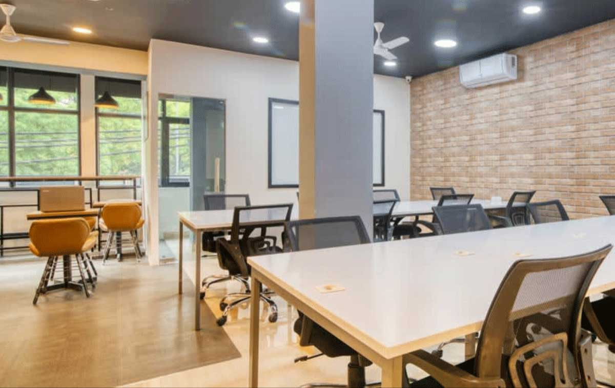 Work with Us Coworking