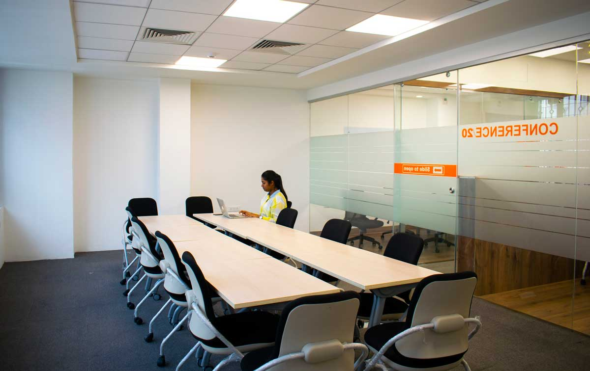 InstaOffice Coworking Connaught Place