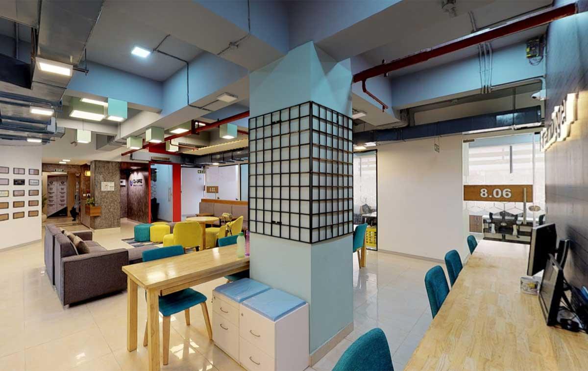 Co-offiz Netaji Subhash Place