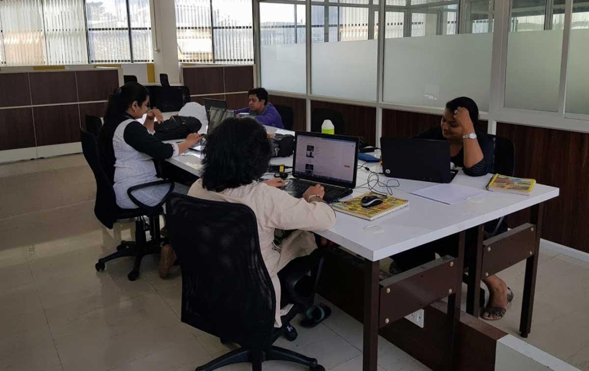 Workmatterz Bangalore
