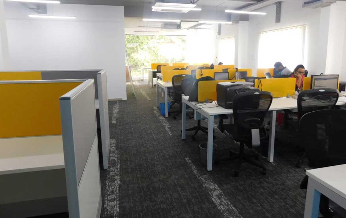 DeskHub Mahalakshmi Layout