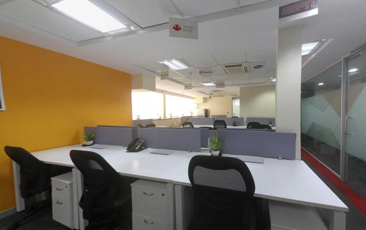 Quest Office MG Road Bangalore
