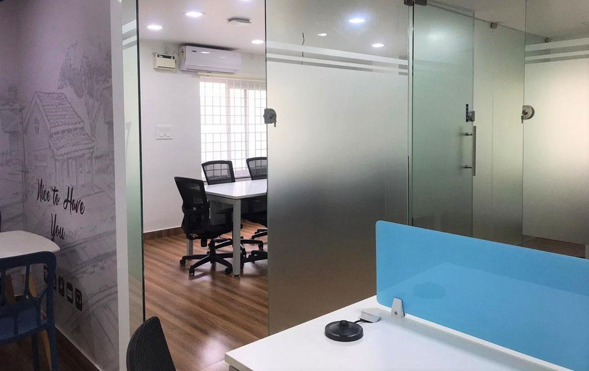 Space 55 Bangalore