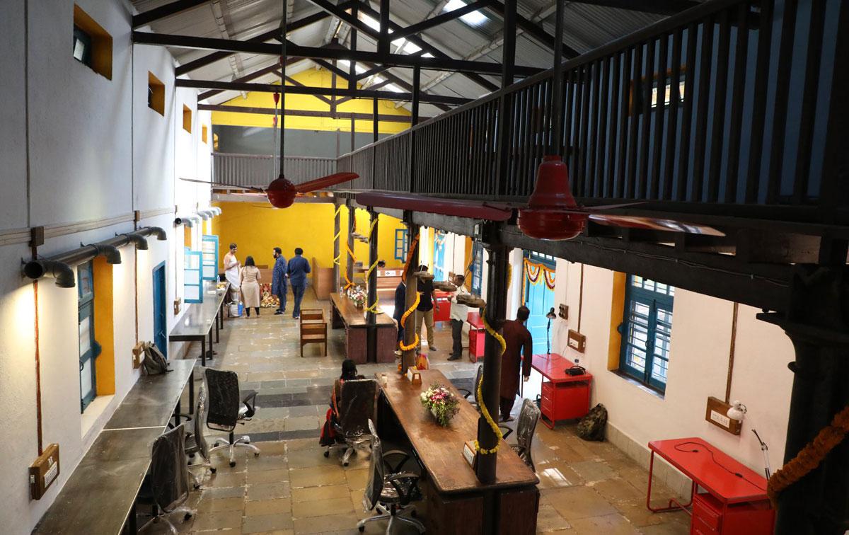 Design Boat Innovation Hub