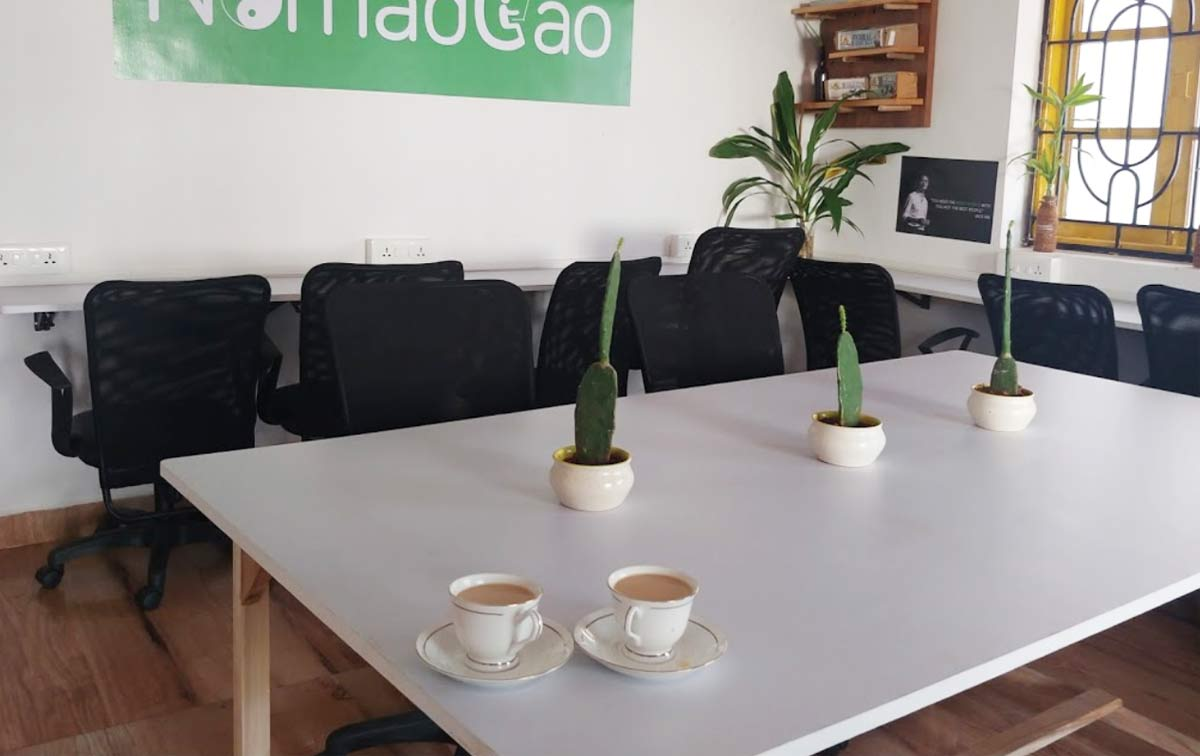 NomadGao Coworking