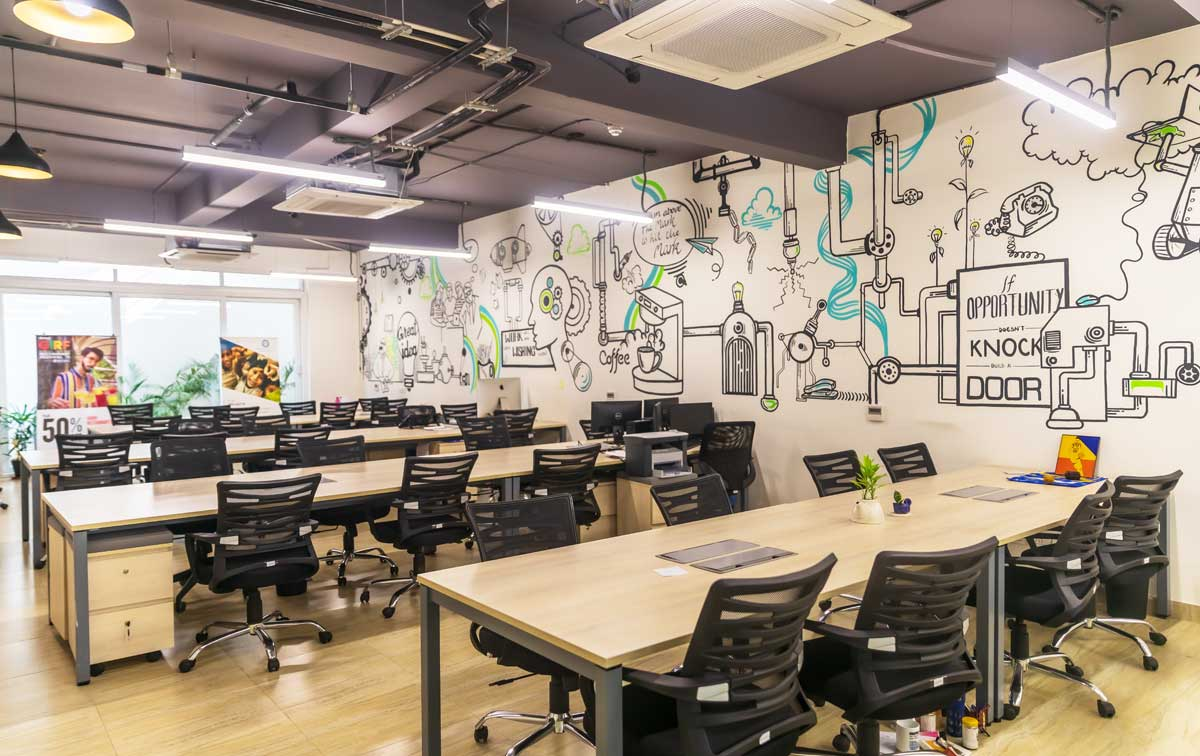 Spring House Coworking Gurgaon