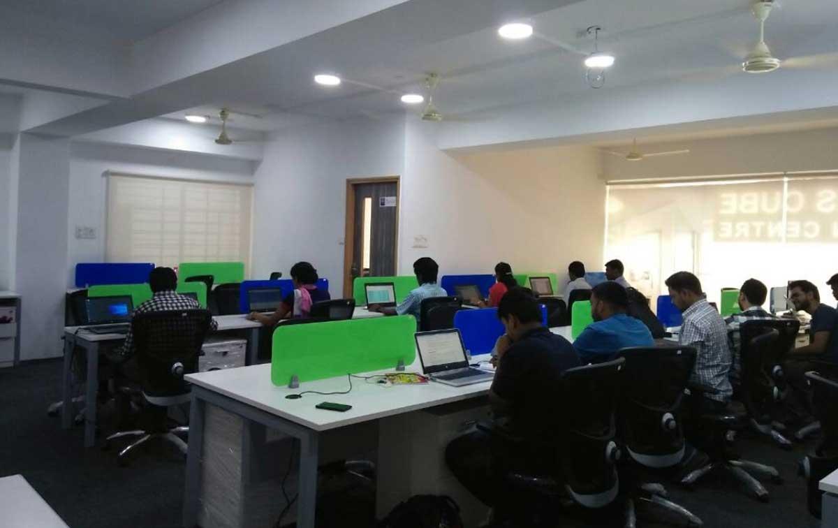 Founders Cube Bangalore