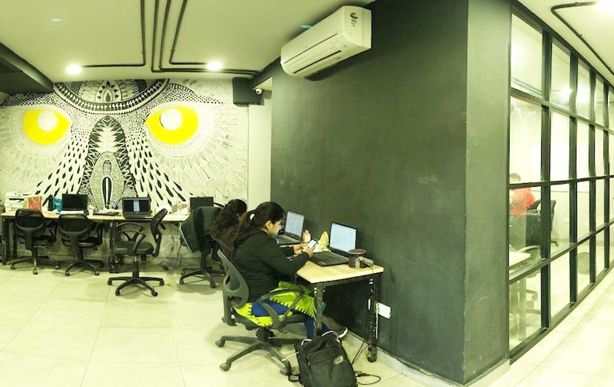Coworkin Patel Nagar New Delhi