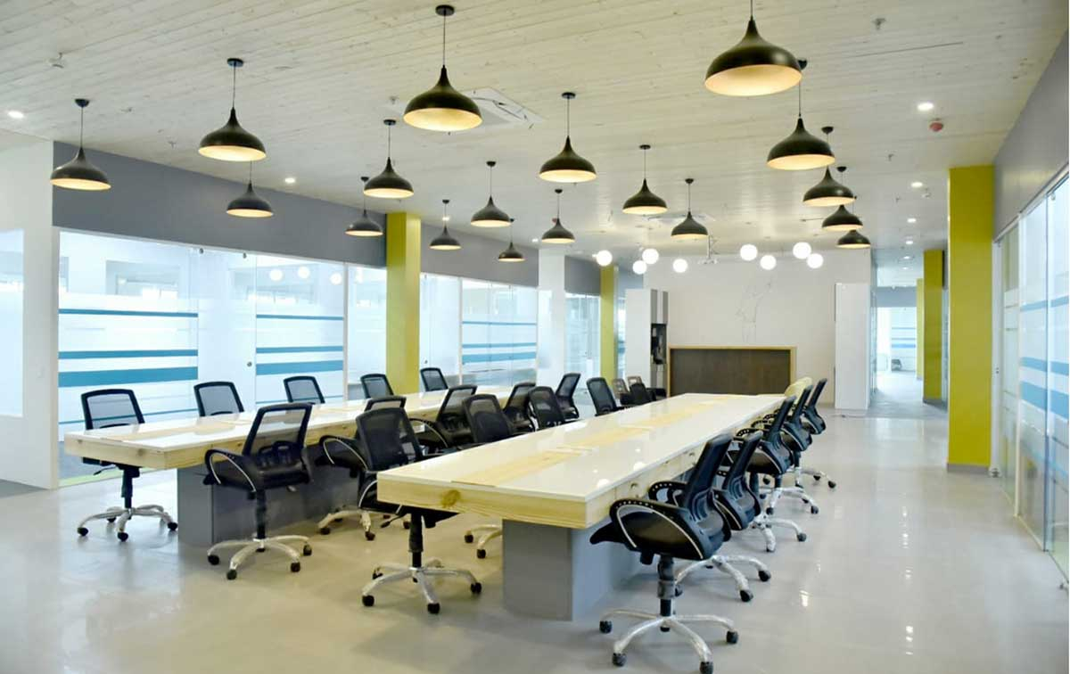 Spring House Coworking Sector-16 Noida