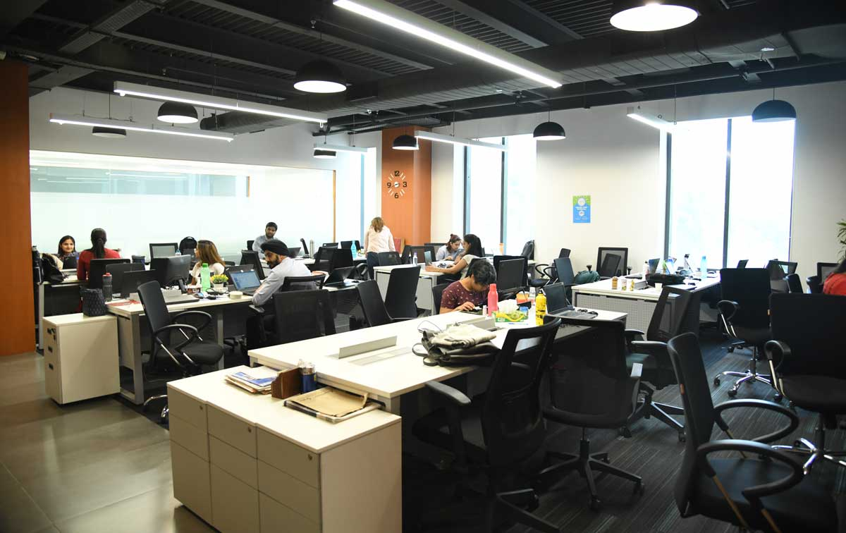 Plus Offices Sector-44