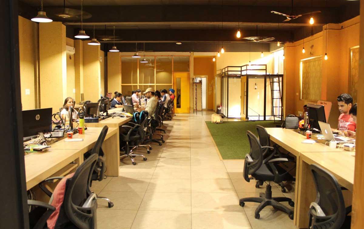 Wotta Workspace Coworking