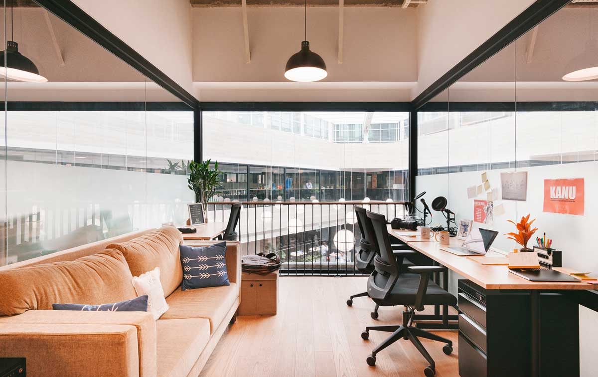 WeWork Platina Tower Gurgaon