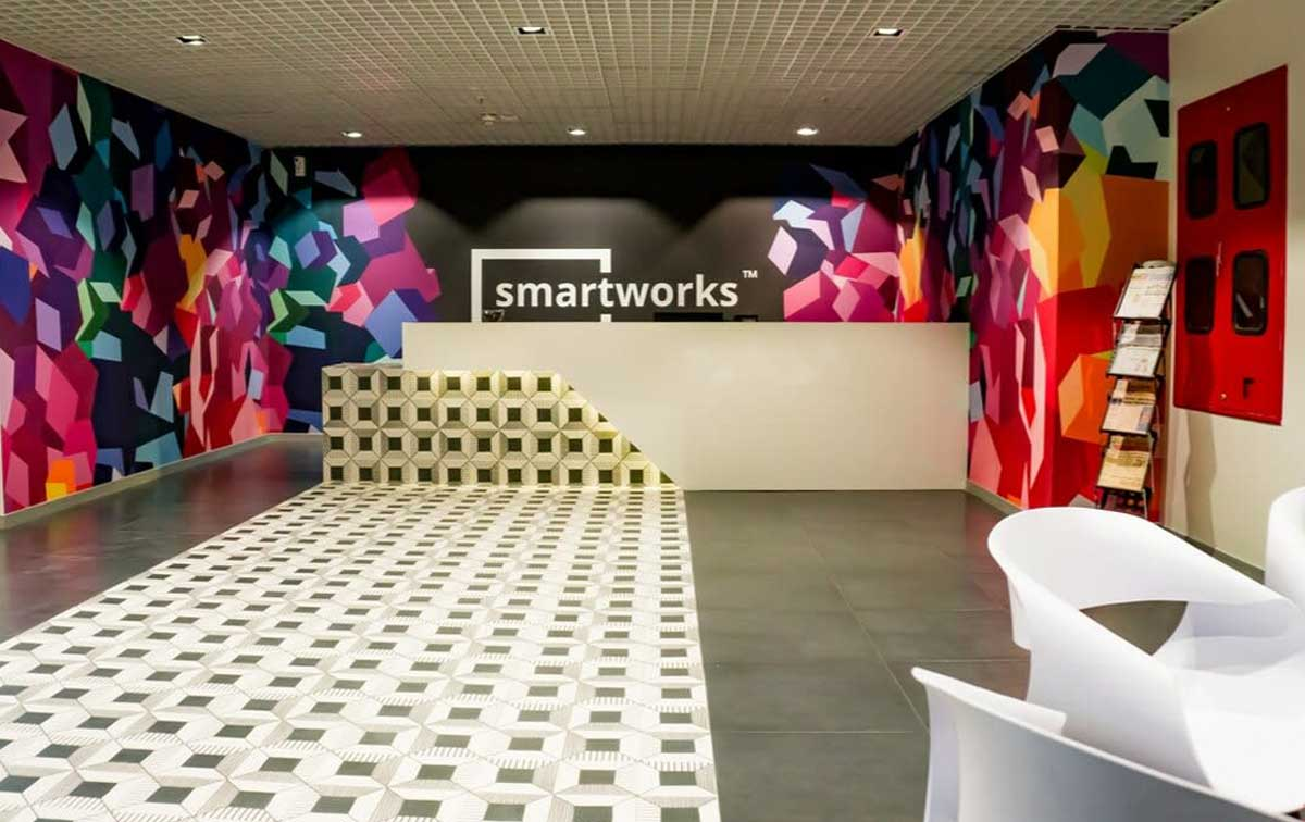 Smartworks Office Sector-39 Gurgaon