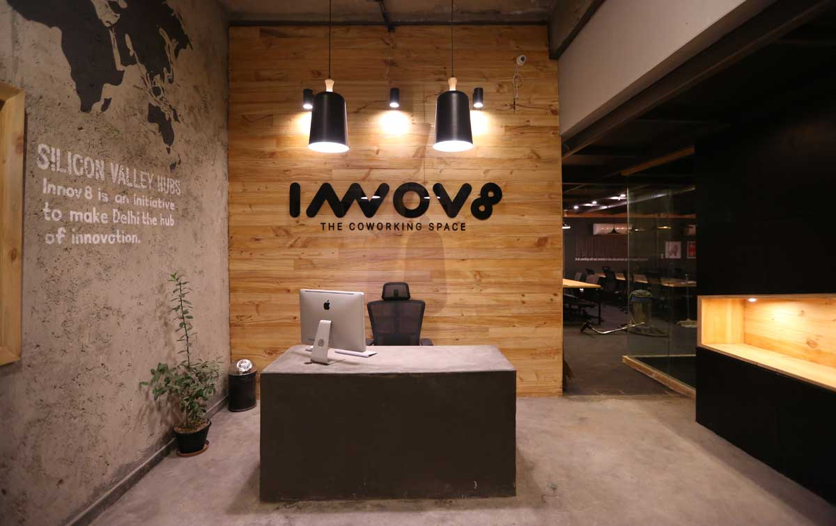 Innov8 Coworking Connaught Place