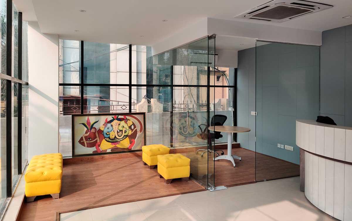 Workspaces by Innova