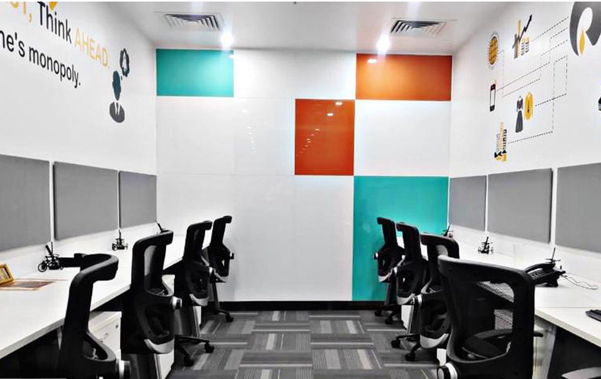 Synergy Office Space