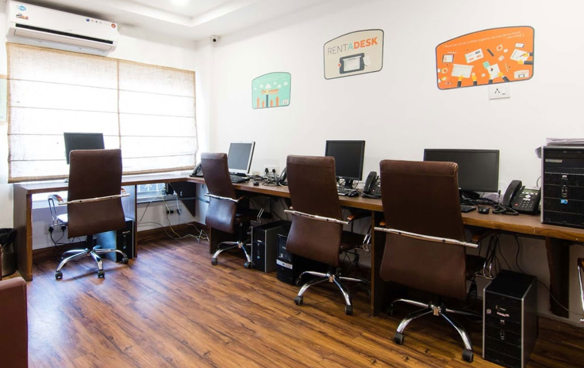 Rent A Desk Jubilee Hills