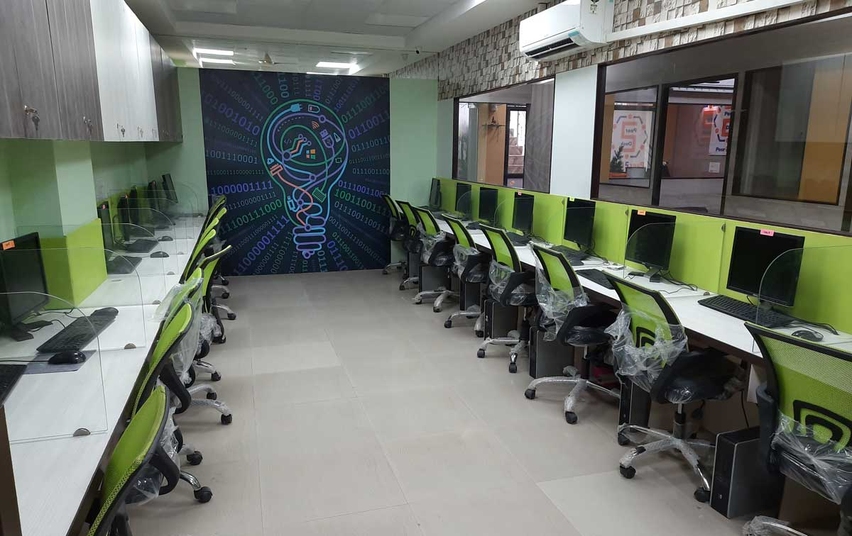 Peer 2 Desk Dwarka
