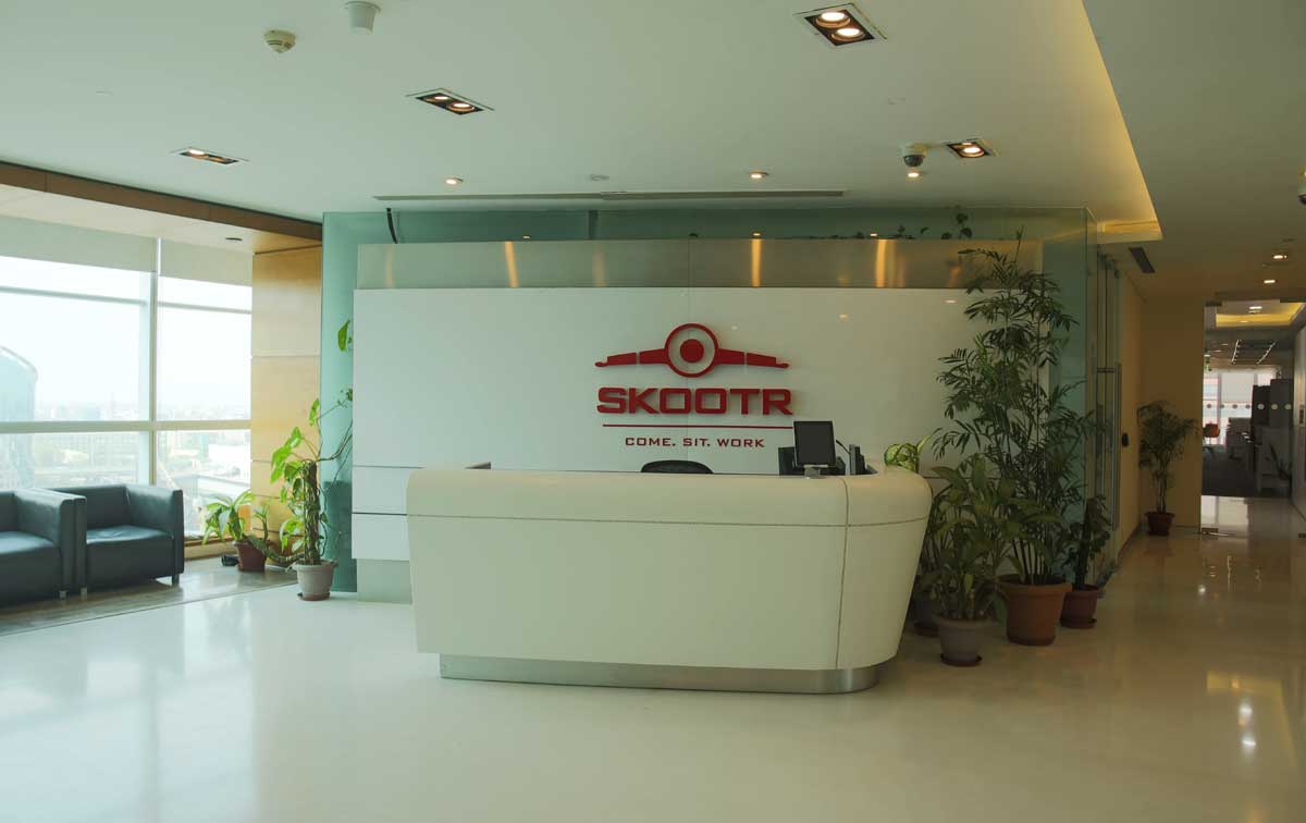 Skootr Global Private Limited Cyber City