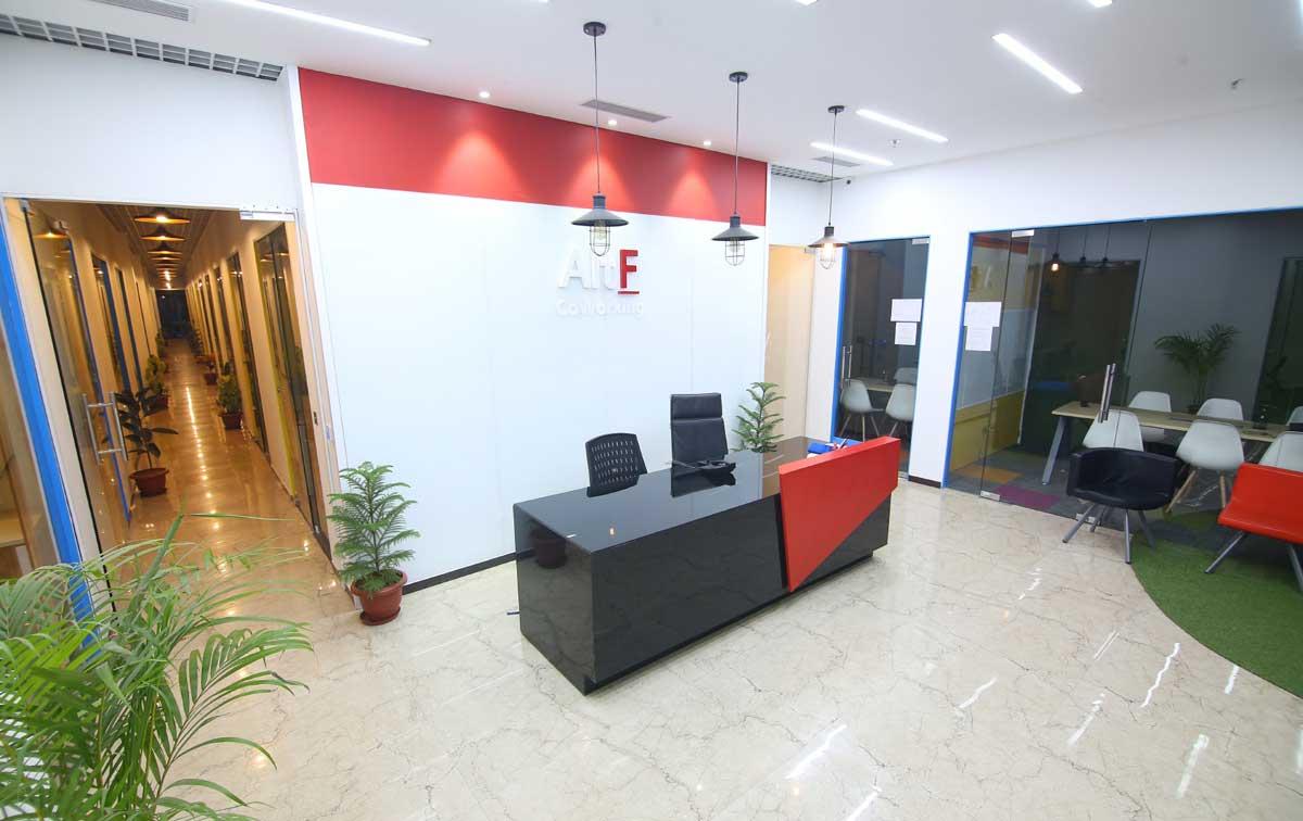 Altf Coworking Global Foyer